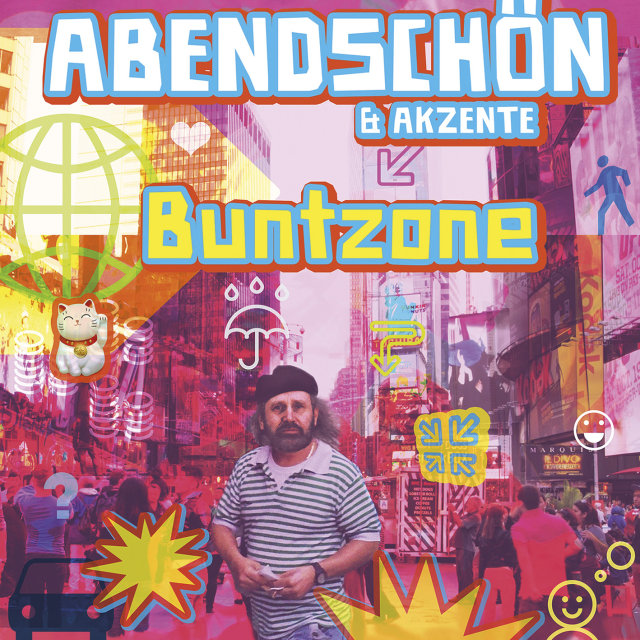 Buntzone CD-Cover